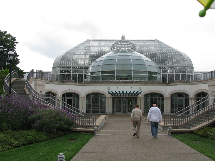 Schenley Gardens--a Must See Spot in Pittsburgh