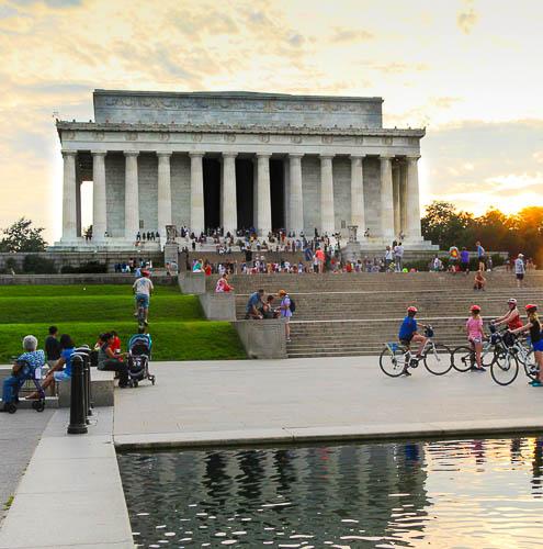 Lincoln Memorial small file