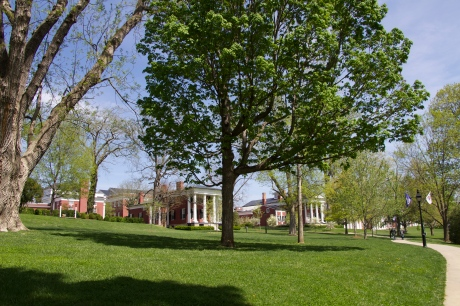 Washington and Lee, campus in Lexington, Virginia
