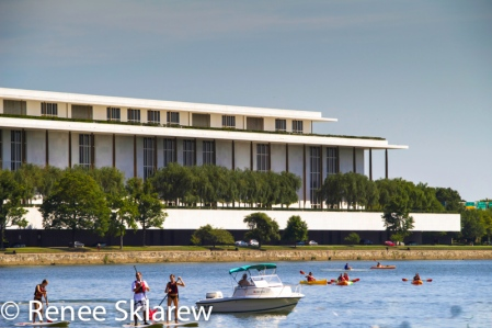 Kennedy Center, Recreation on the Potomac River