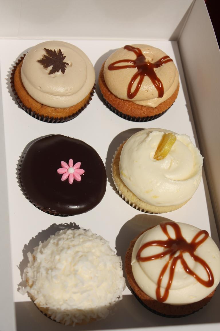 Georgetown Cupcakes in Georgetown