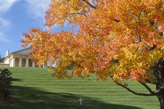 Arlington National Cemetery Fall 2013 - 10703