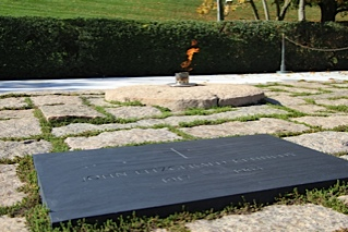 Kennedy Grave at Arlington Cemetery