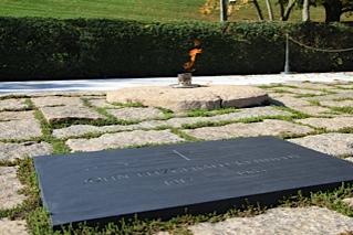 Kennedy Grave at Arlington Cemetery