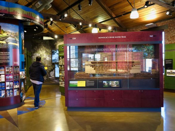 start your visit in the frederick visitor museum you can learn about the important sites to see in the region as well see an informative film on all that - Wine Kitchen Frederick