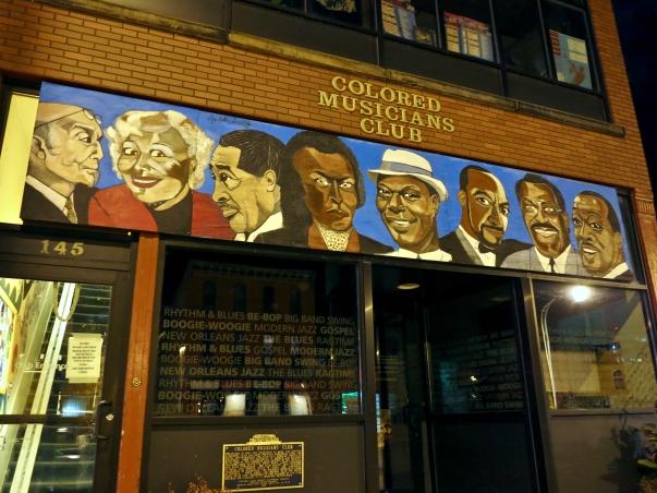 Colored Musicians Club Buffalo