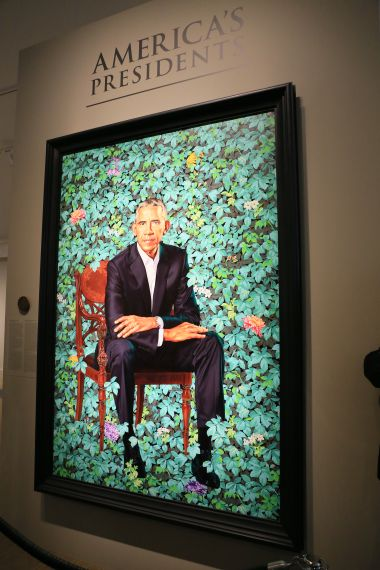 National Portrait Gallery Washington DC Smithsonian museum00004