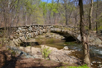 Boulder Bridge Rock Creek Park