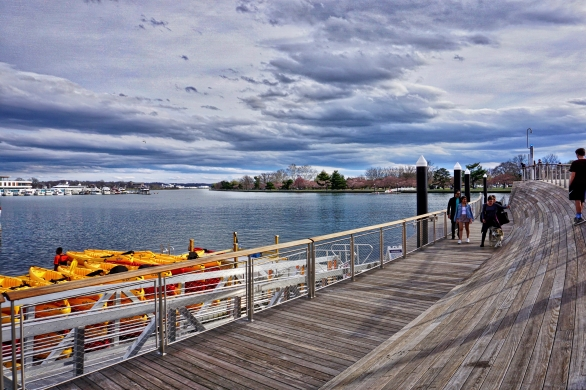 Washington DC waterfront