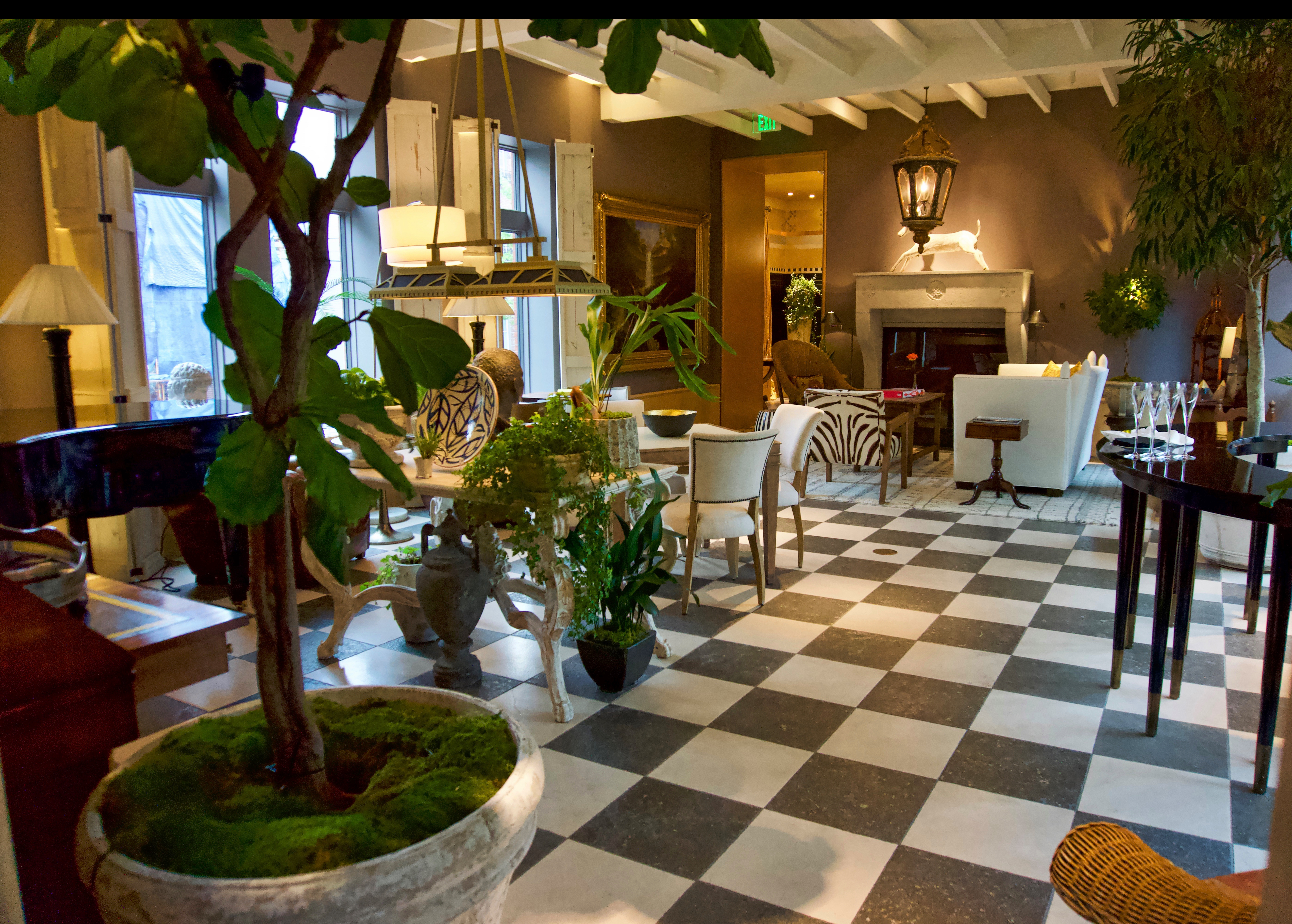 The Storied History Of The Ivy Hotel In Baltimore Maryland Travel And Dish